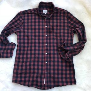 Frank & Oak Button Down Shirt Large